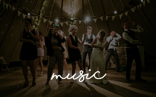 Wedding Musicians, DJs and Bands