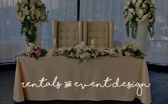 Rentals & Event Design